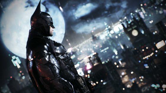 "Szene aus Videospiel ""Batman. Arkham Knight"""