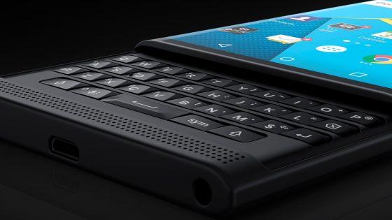 BlackBerry Tastatur