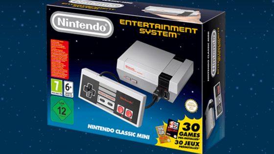 Packung NES-Mini
