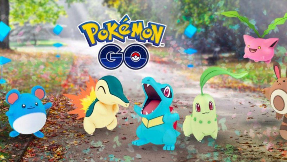 Grafik Pokémon Logo mit Monstern