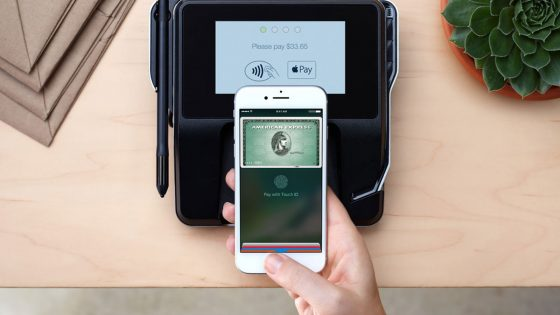 Mit dem iPhone über Apple Pay bezahlen