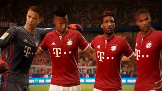 "Screenshot aus ""FIFA 17"""