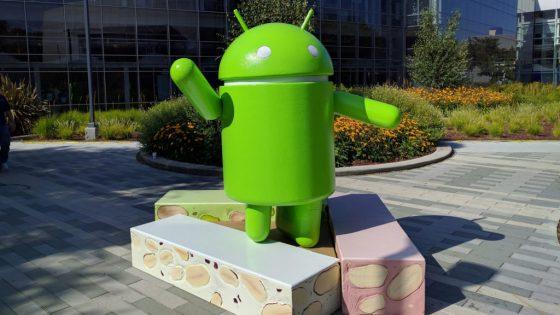 Nougat Update für einen Schwung neuer Smartphones verfügbar