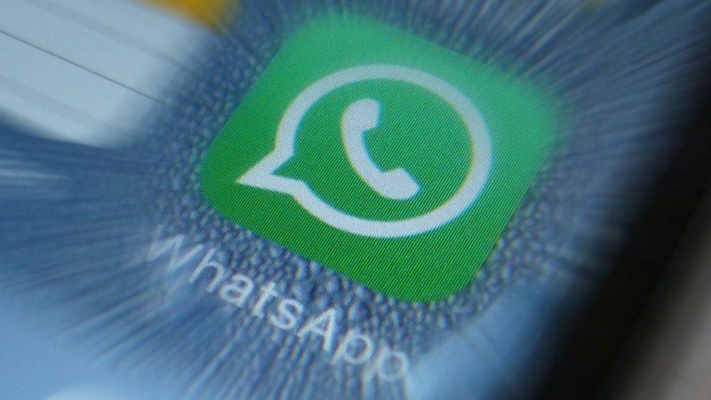 Logo Widget von WhatsApp Messenger