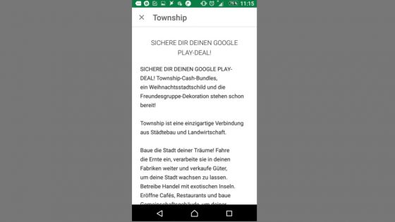 App Beschreibung
