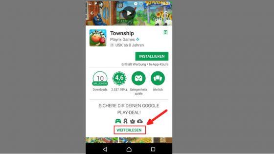 App Datum der Veröffentlichung