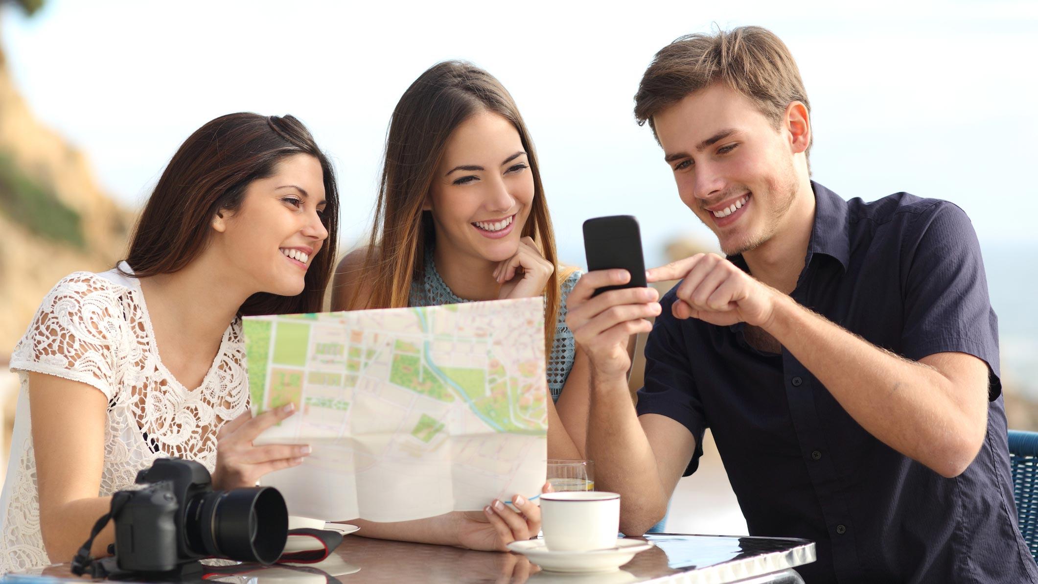 iOS-Navigation: Kostenlos und offline den Weg finden