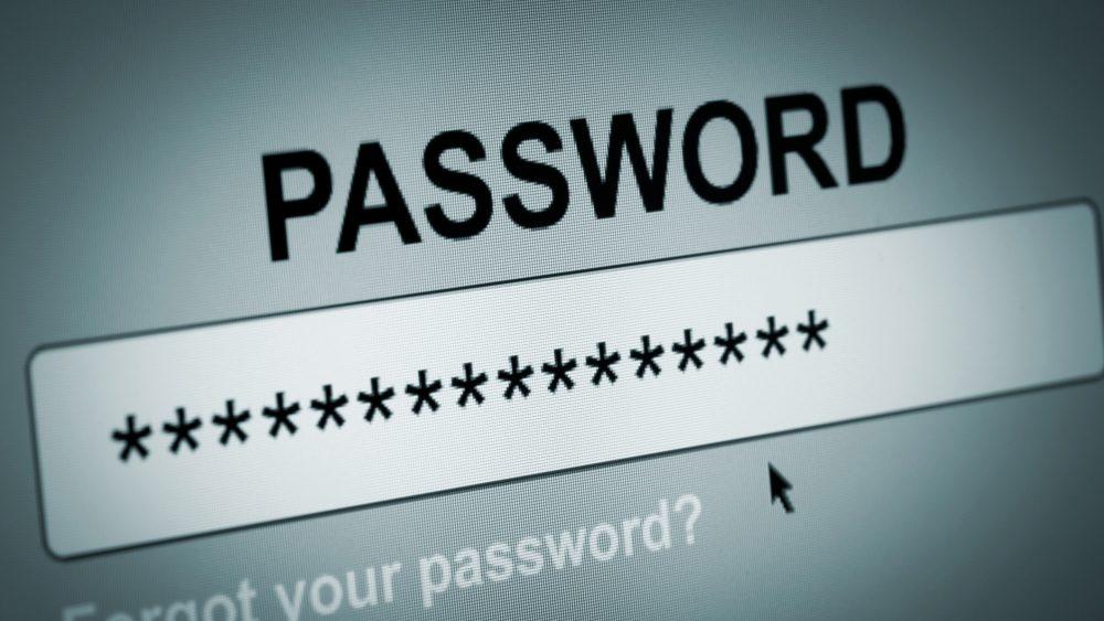 Komplexes Passwort