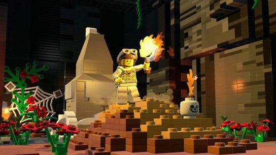 Screenshot LEGO Worlds