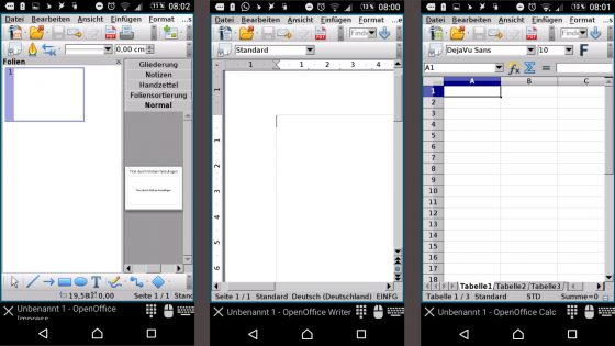 Office Apps andrOpen