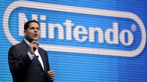 Reggie Fils-Aimé, Chef von Nintendo of America