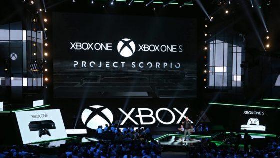 Vorstellung des Projekt Xbox Scorpio