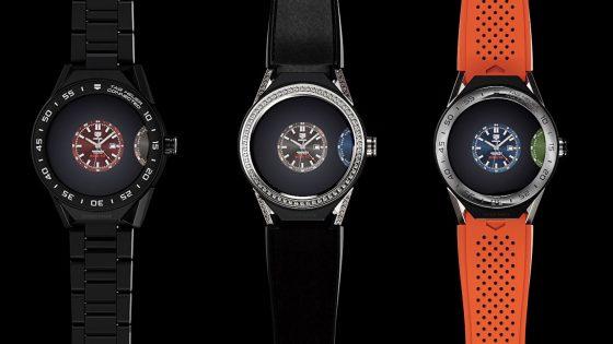 TAG Heuer stellt seine neue Luxus-Smartwatch mit Android 2.0 vor