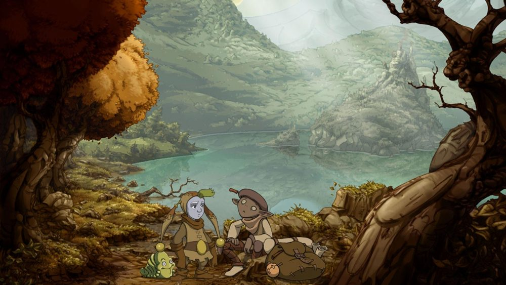 Computerspiel The Whispered World