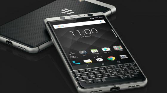 Das BlackBerry KEYone