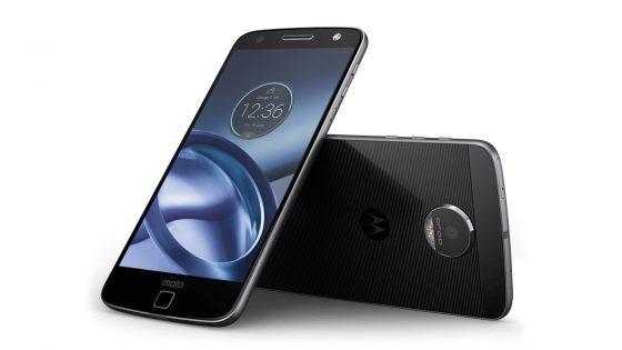 Das Motorola Moto Z