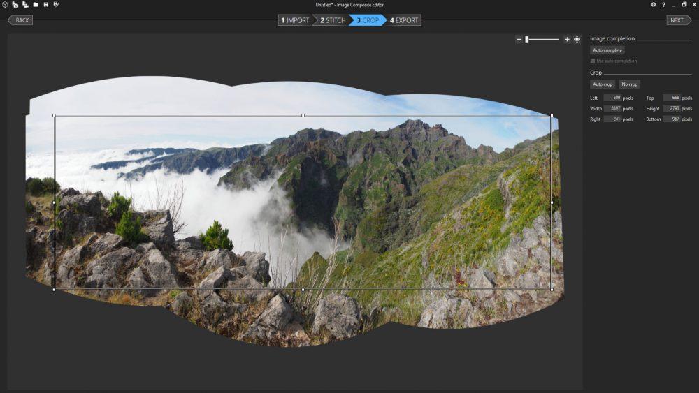 Gratis Bildbearbeitungs-Programme für Windows 10 ICE