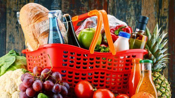 Lebensmittel optimal lagern