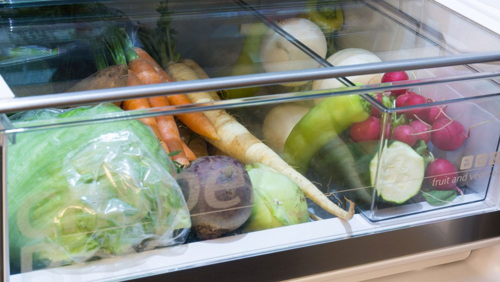 Lebensmittel optimal lagern Gemüse