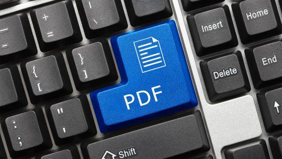 PDFs Windows kostenlose Programme