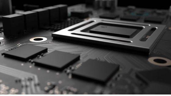Ein erster Blick auf die Xbox Project Scorpio