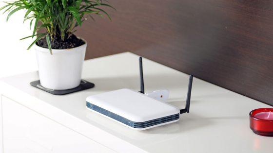Sicherheit beim WLAN-Router Netzwerkname