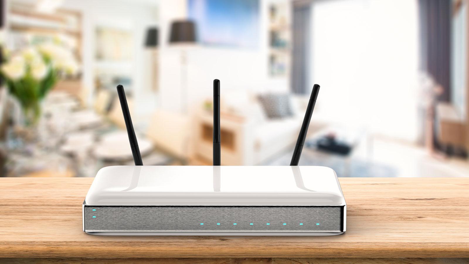 Sicherheit beim WLAN-Router