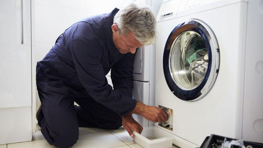 Waschmaschine startet nicht Flusensieb