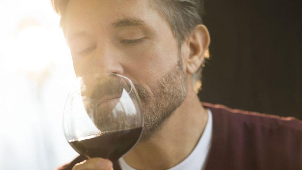 Wein lagern Gerüche