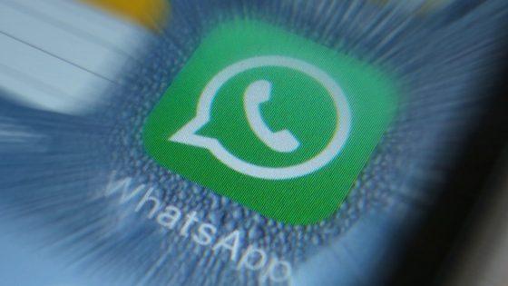 Messenger WhatsApp mit Live Location