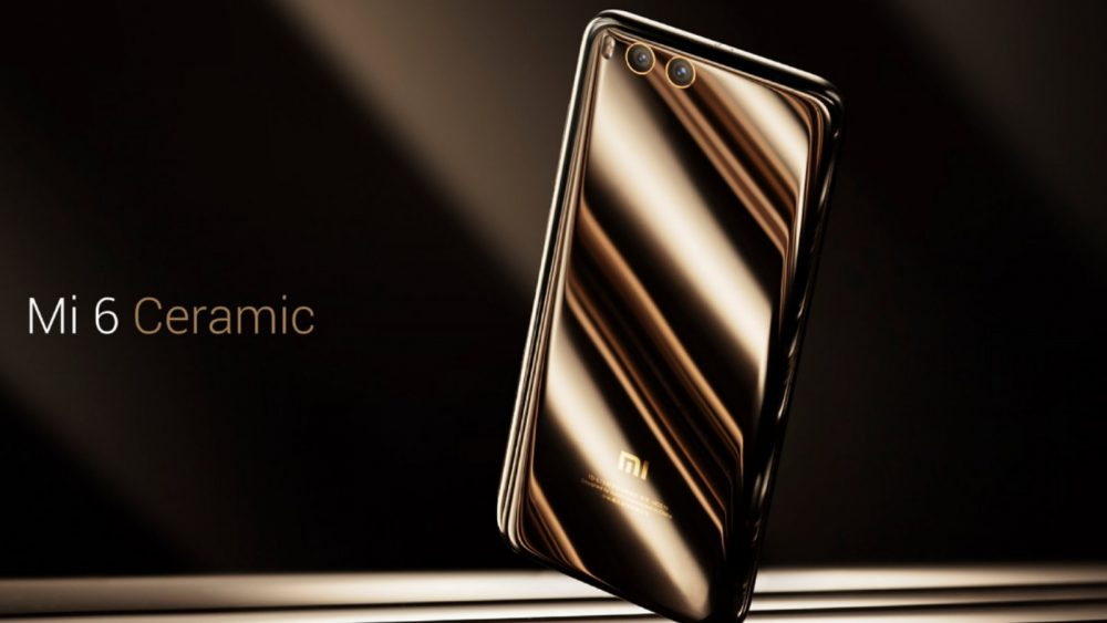Xiaomi Mi 6 vorgestellt