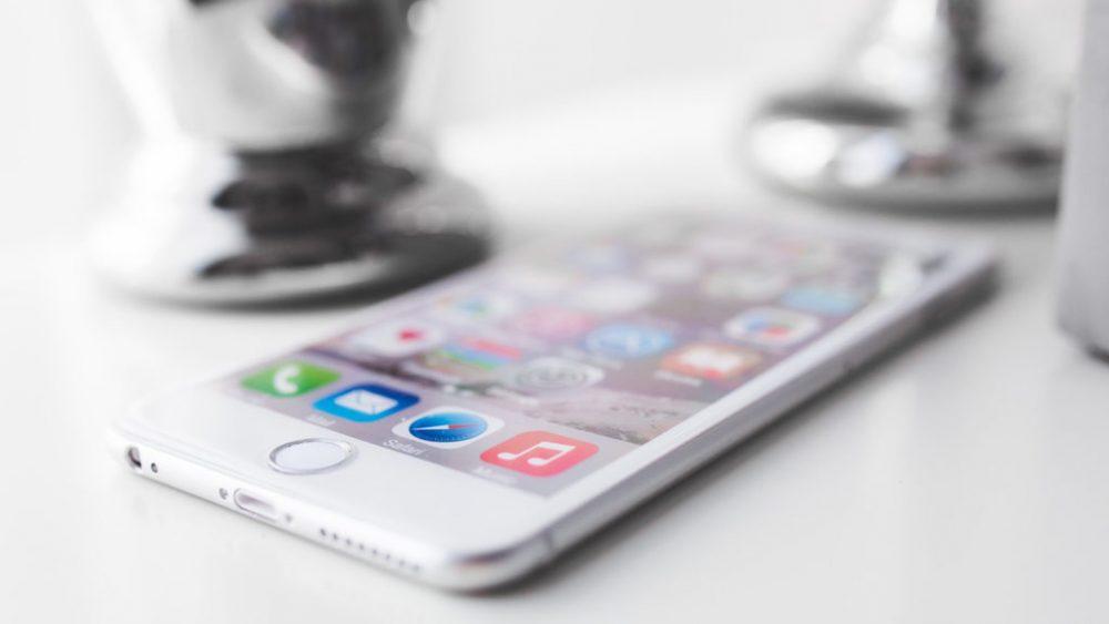 Betriebssystem iOS 10.3 auf iPhone