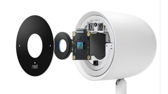 Nest Cam IQ-Überwachungskamera vorgestellt