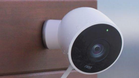 Outdoor-Kamera von Nest