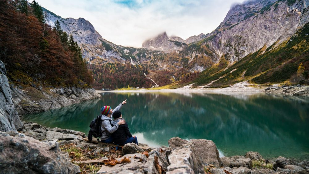 Reisefotografie Wandern