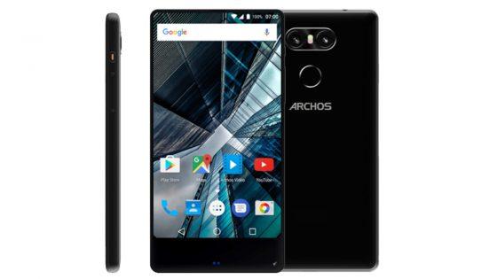Archos Smartphone Sense 55 S