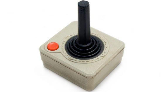 Alter Joystick von Atari