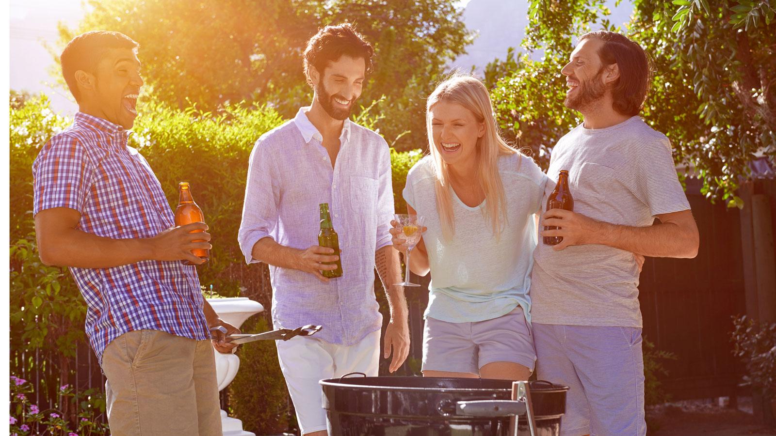 Grillrost & Elektrogrill reinigen: Tipps und Hausmittel