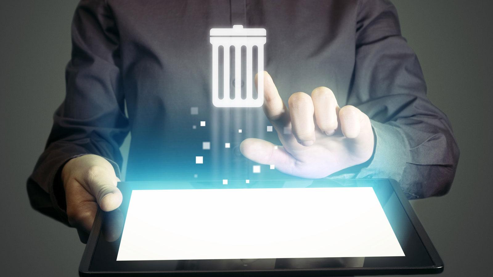 iOS: Daten von iPhone oder iPad unwiderruflich löschen