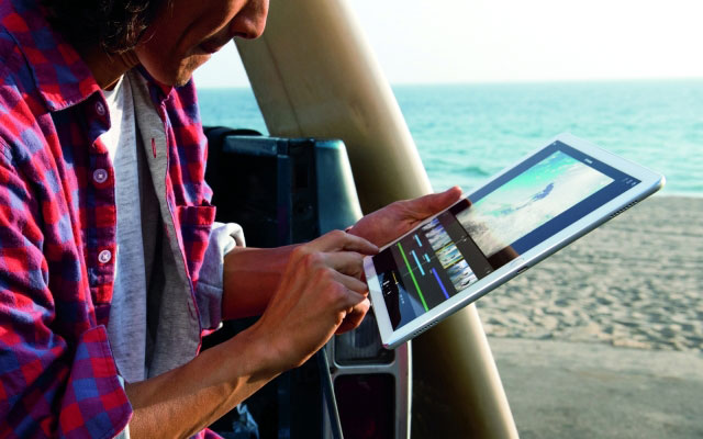 Tablet Reinigen App