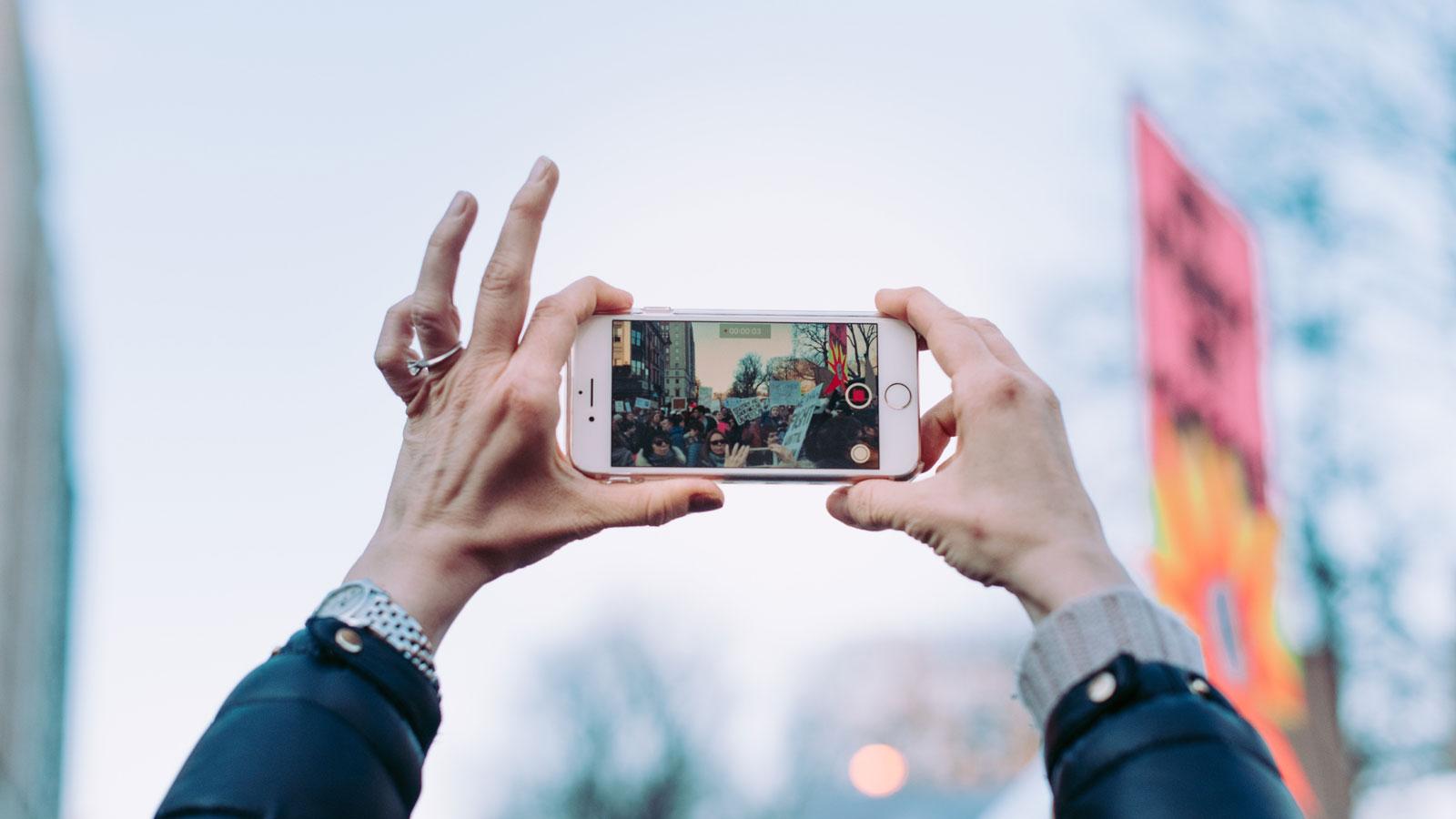 Private Fotos auf dem iPhone schützen