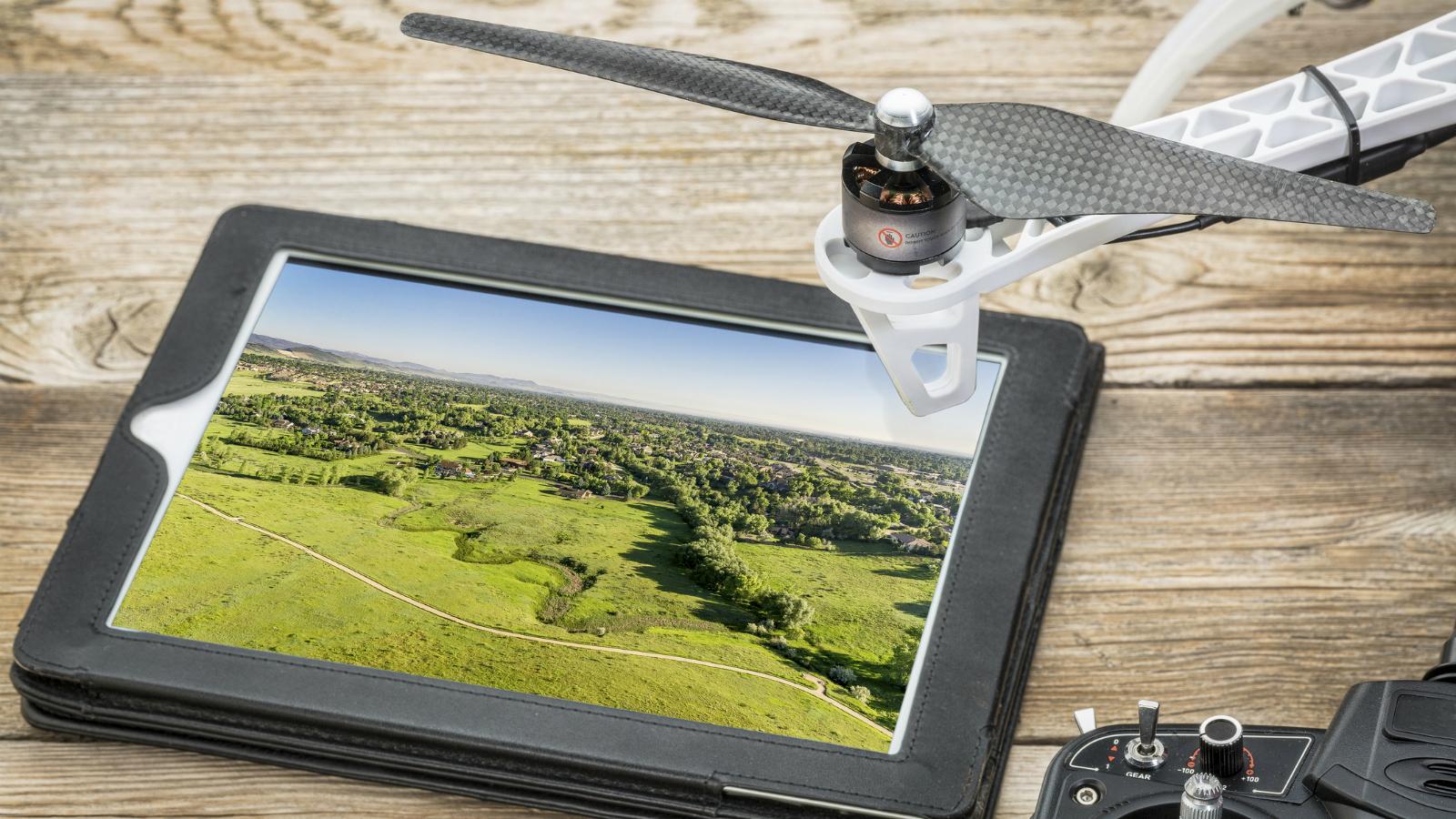 Drohnenfotos selber machen – Anleitung für Bilder mit der Flugdrohne