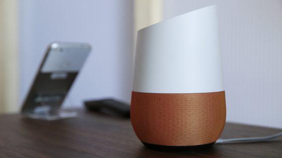 Google Home Lautsprecher