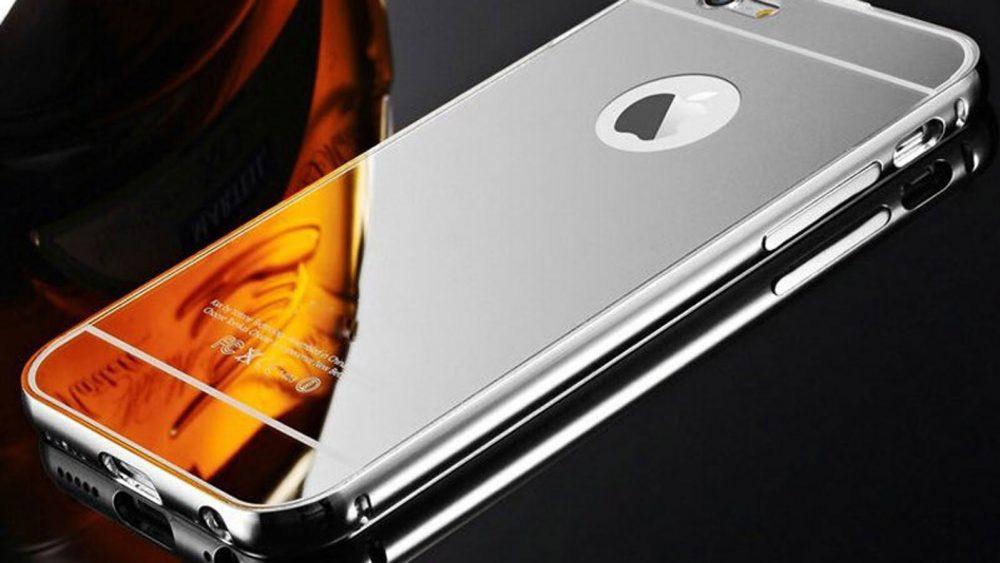 spiegelnde iPhone Hülle