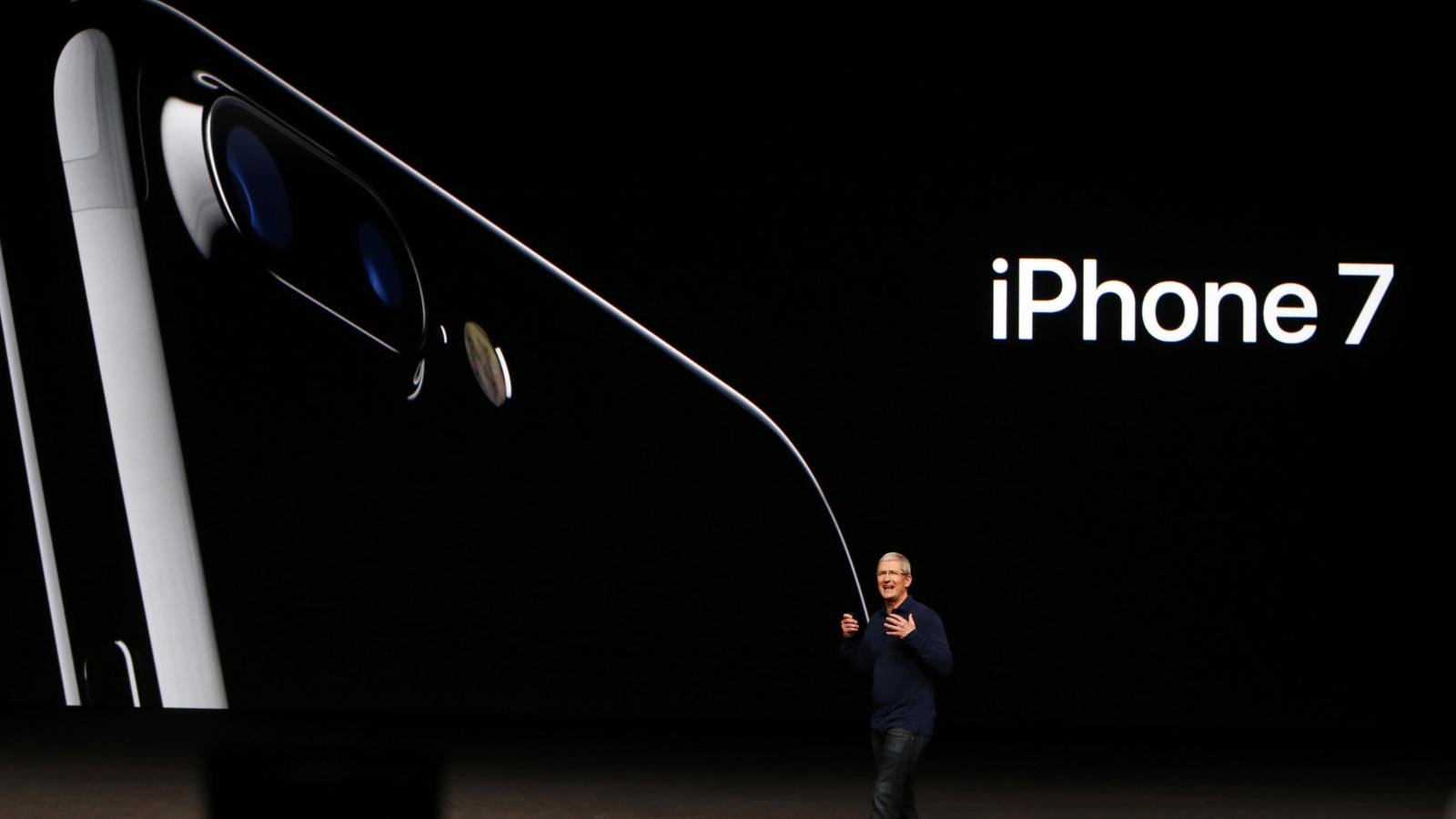 Apple iPhone 7 Vorstellung