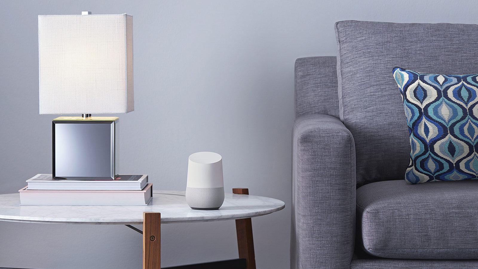 Licht mit Google Home steuern