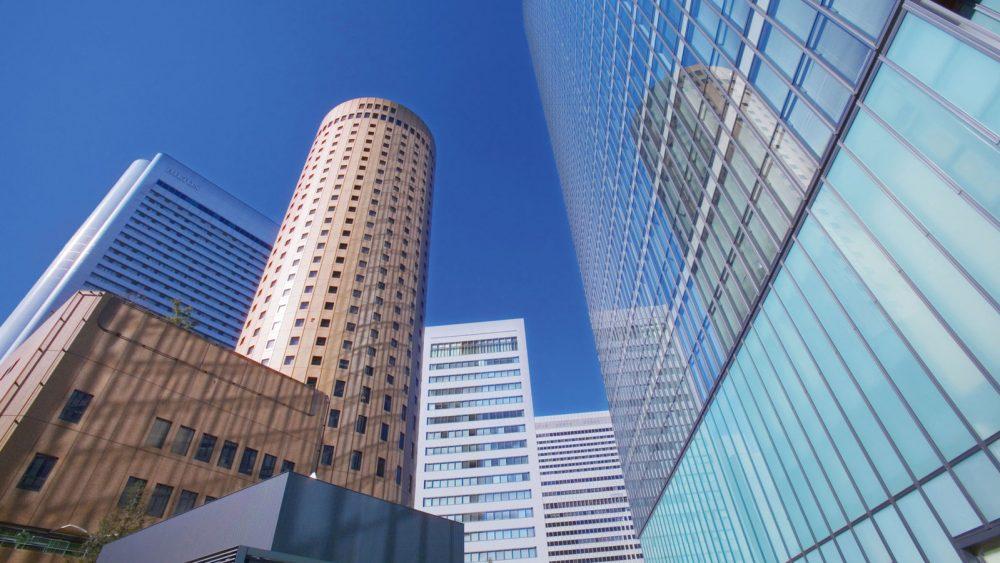 Verschiedene Arten von Bauwerken