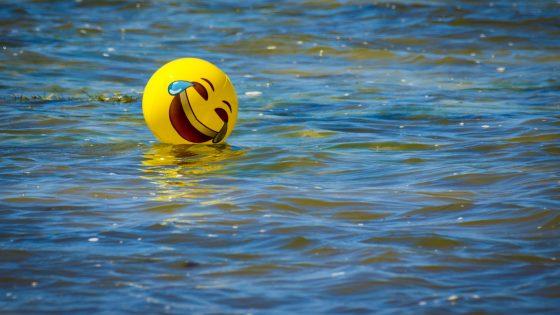 Emoji Wasserball