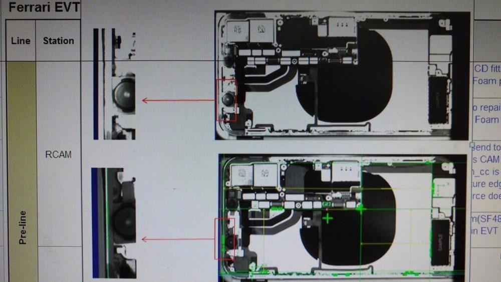 Leak iPhone 8