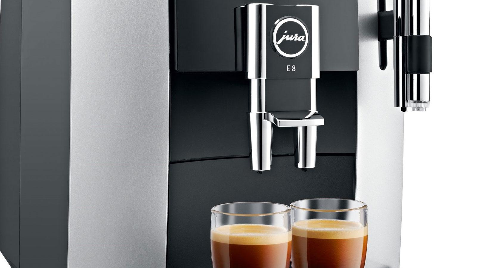 JURA-Kaffeemaschine reinigen und entkalken